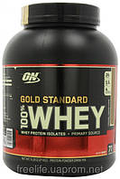 Протеины, Сывороточный протеин,100% Whey Gold Standard (2273 грамм)