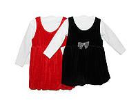 Платье детское трикотажное для девочки Estella