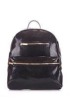 Черный женский рюкзак MINI Украина