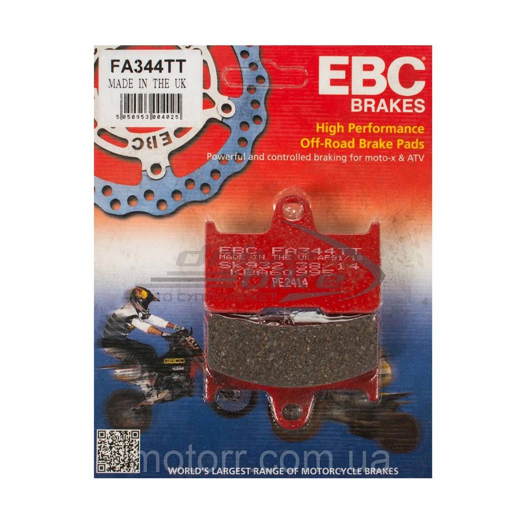 Тормозные колодки EBC FA344TT