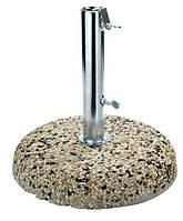 Подставка для зонта из бетона круглая, 25 кг