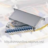 Оптична панель FOMS-FPS-O-SIF1-24 (24 ОВ, FC/UPC)