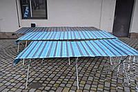 Стол торговый раскладной 1,5м - 310грн