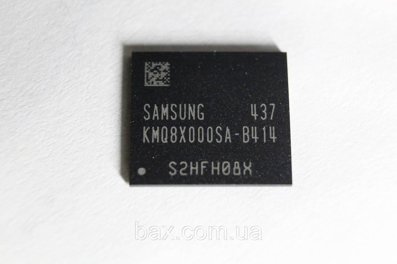 Микросхема памяти Samsung KMQ8X000SA-B414 Новая