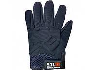 Тактические перчатки 5.11 - X - версия (реплика) черные.