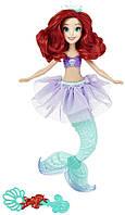 Кукла Принцесса Диснея Ариэль для игры с водой в ассортименте Hasbro