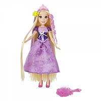 Кукла Принцесса Диснея Рапунцель с длинными волосами Hasbro