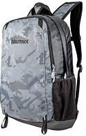 Рюкзак туристический из полиэстер на 29 л. Marmot Navarro MRT 23900.1428 cinder/black, серый/черный