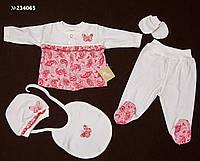 Комплект подарочный для новорожденного (234065)