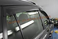 Дефлекторы окон (ветровики) EGR на Mitsubishi Lancer 10 2007-16 седан
