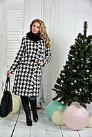 Демисезонное женское пальто Индивидуальный пошив Разные цвета