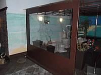 Прозрачные ПВХ шторы для кафе , фото 1
