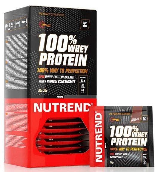 Nutrend 100% Whey Protein 30g