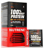 Nutrend 100% Whey Protein 30g, фото 1