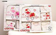 Комплект подарочный для новорожденного (0359)
