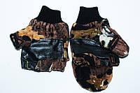 Перчатки-варежки для охоты и рыбалки