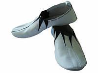 Чешки детские (+сумочка для обуви), натуральная кожа, размер 31 (19,5 см)