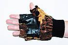 Ушанка + шапка + перчатки (флис.), фото 6