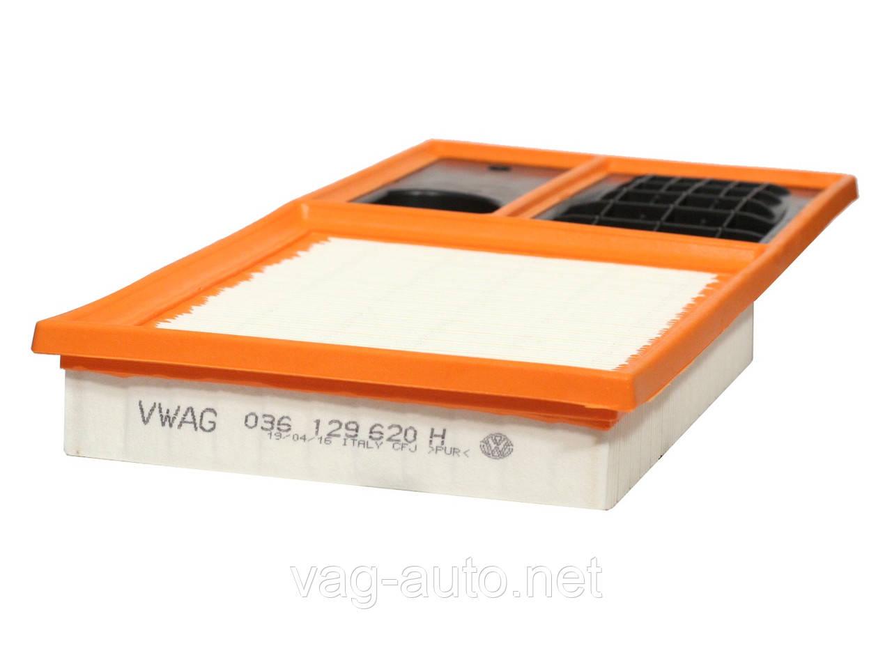 Фильтр воздушный Skoda Rapid 1.6MPI