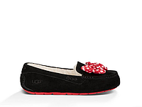 Мокасины UGG Disney Topolino Moccasins in Black Оригинал
