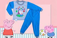 Детская пижама на байке Джордж