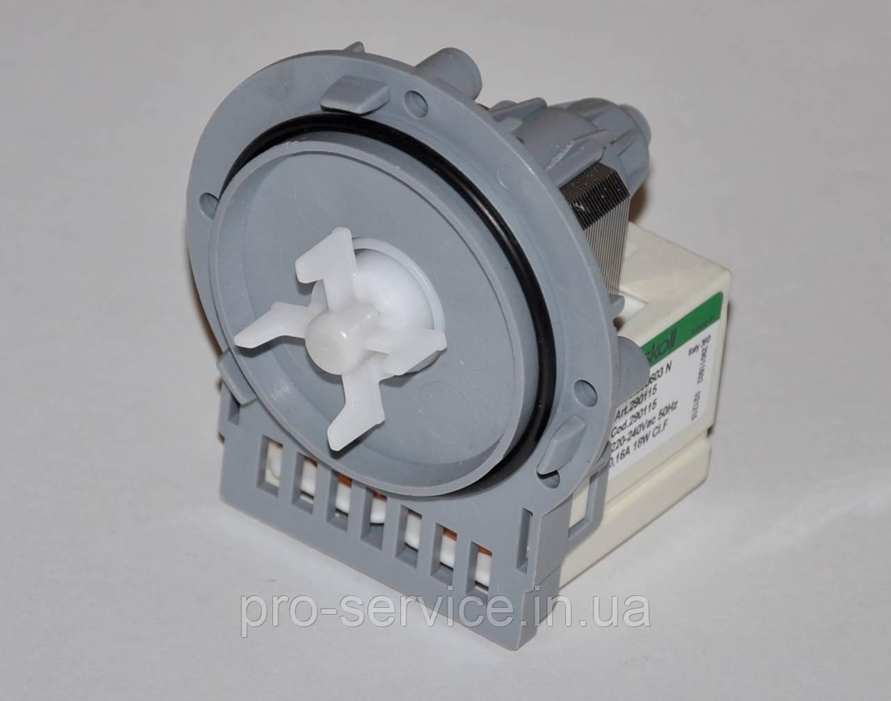 Насос 50244916008 Askoll 290603 для стиральных машин Electrolux, Zanussi