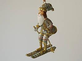 Св. Николай на лыжах