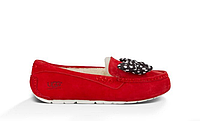 Мокасины UGG Disney Topolino Moccasins in Red Оригинал