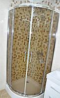 Душова кабіна Italian Style VENICE V1392EG 900х900х1850 без піддону Італія