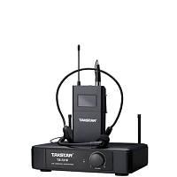Беспроводная микрофонная система Takstar TS-7210P с наголовной гарнитурой и петличным микрофоном