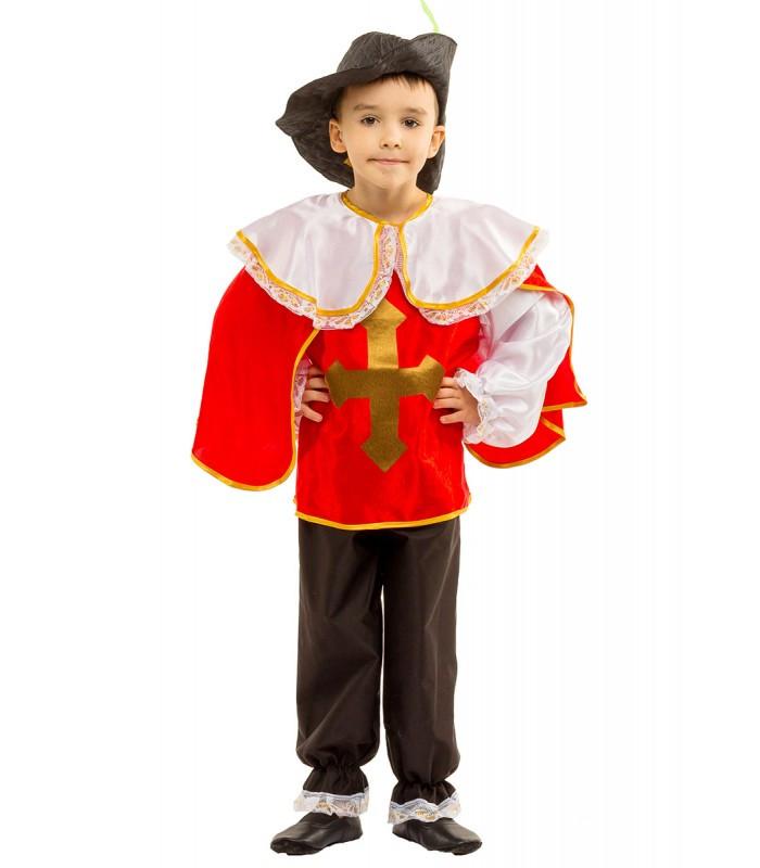 Карнавальный костюм Мушкетера (5 - 12 лет)