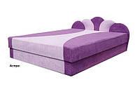 Кровать двуспальная Флирт 160х200 с матрасом