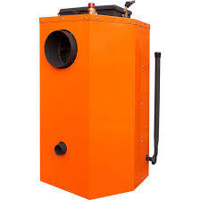 Шахтный котел нижнего горения Энергия тт 10 кВт., фото 3