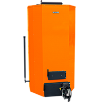 Твердотопливный котел Энергия ТТ 40 кВт, фото 1