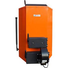 Шахтный котел нижнего горения Энергия тт 10 кВт.