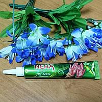 """Хна для мехенди в тюбиках быстрый цвет бордовый """"Неха"""", 25 гр, производитель """"Неха Хербалс"""""""