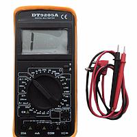 Многофункциональный цифровой тестер мультиметр DT-9205A