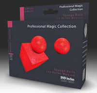 OID Magic Фокус «ПОРОЛОНОВЫЕ ШАРИКИ» С DVD