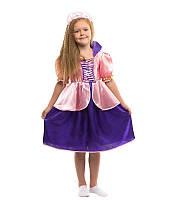 Дитячий карнавальний костюм принцеси Рапунцель (3 - 11 років)