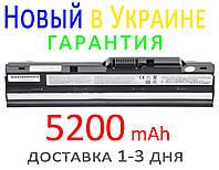 Аккумулятор батарея LG BTY-S11 BTY-S12 MEDION 40025905 MSI 14L-MS6837D1 3715A-MS6837D1
