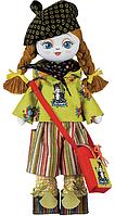 """Набор для шитья игрушки Текстильная кукла """"Художница"""" К1008"""