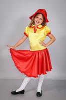 Детский карнавальный костюм Дюймовочки