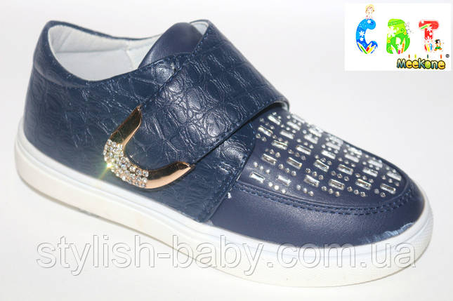 Детские школьные туфли бренда Meekone для девочек (рр с 32 по 37), фото 2