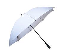 Зонт трость антишторм 133 см White