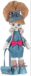 """Набор для шитья игрушки Текстильная кукла """"Умница"""" К1015"""