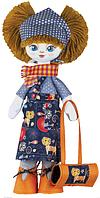 """Набор для шитья игрушки Текстильная кукла """"Помощница"""" К1017"""