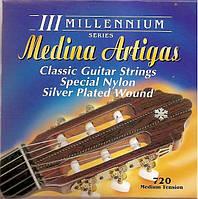 Струны Medina Artigas Millenium 720 для классической гитары