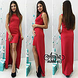 Женское стильное платье (3 цвета), фото 4