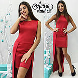 Женское стильное платье (3 цвета), фото 5