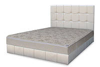 Кровать полуторная Магнолия 140х200 с матрасом